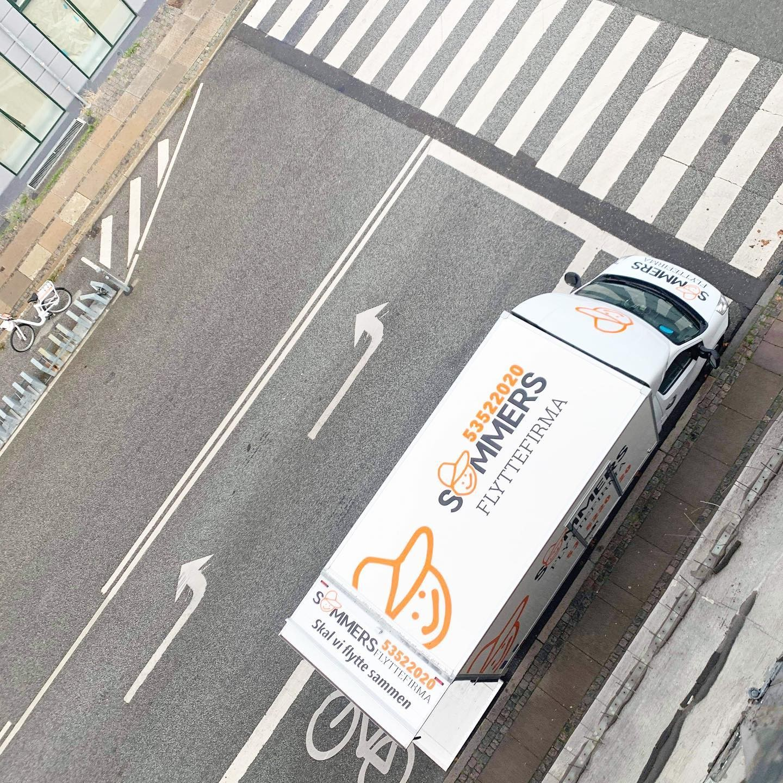 Sikker flytning med dit flyttefirma i København