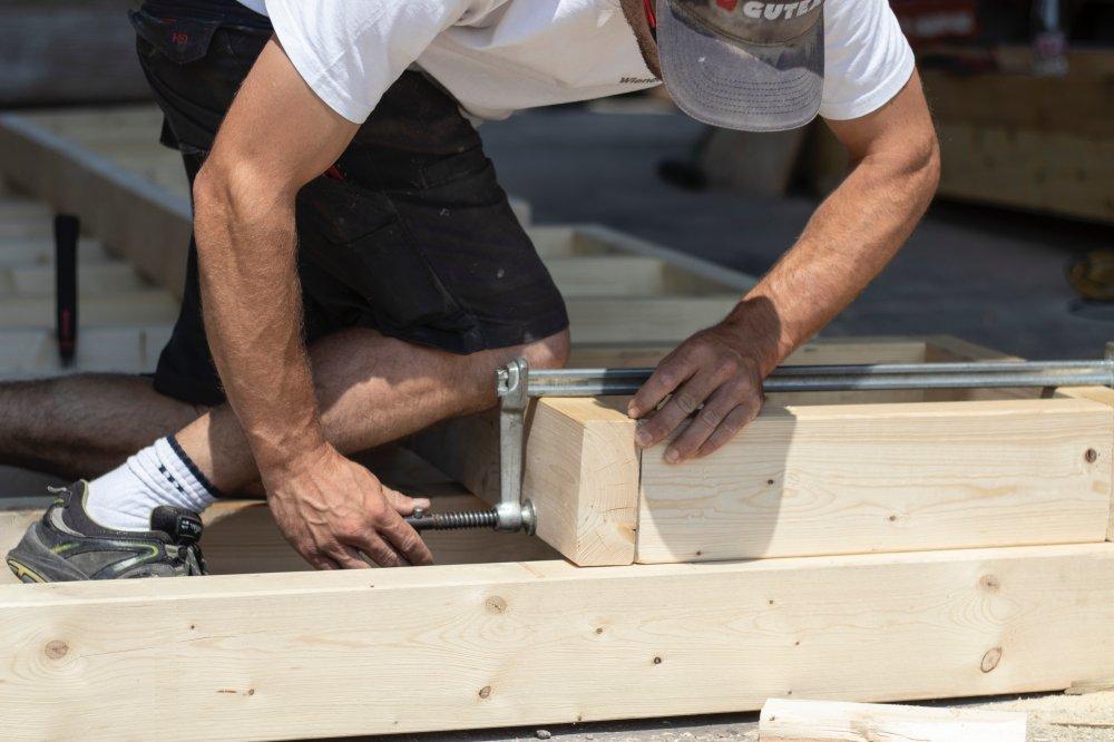 Du skal finde den tømrer med det gode håndværk