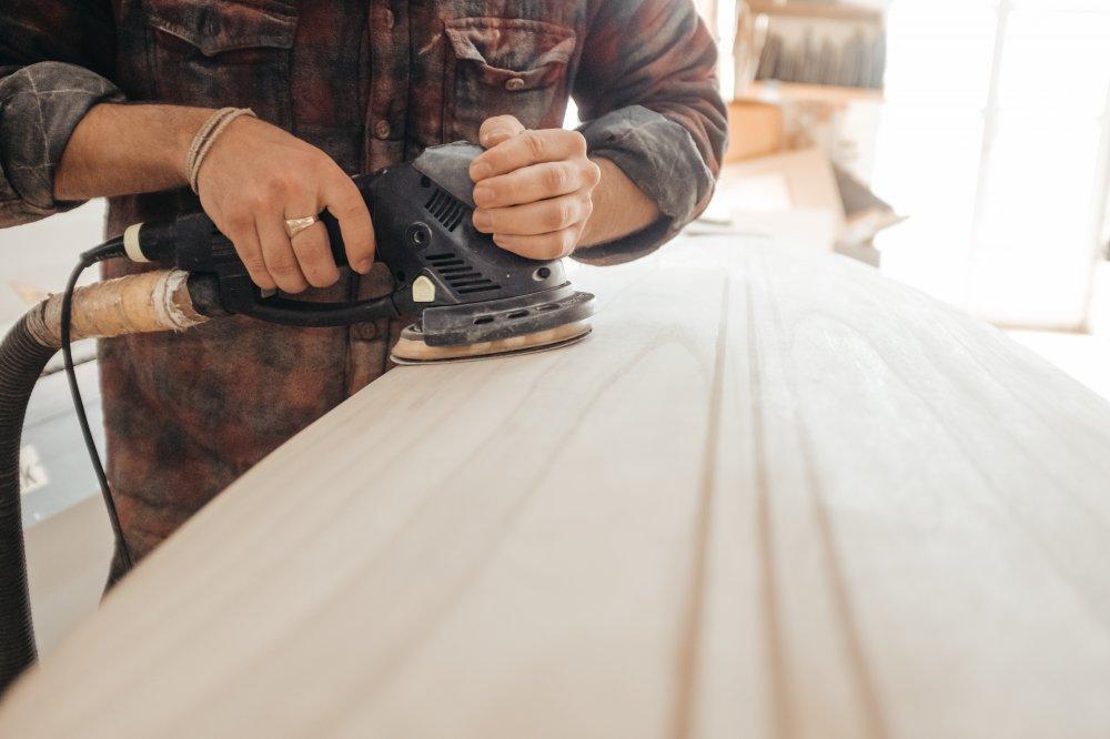 Find en god tømrer